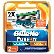 Кассеты Fusion Proglide Power 2шт