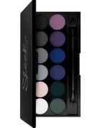 Sleek Тени д/век Palette Bad girl (596) 12 тон