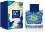 A. Banderas BLUE SEDUCTION PLAY (m)