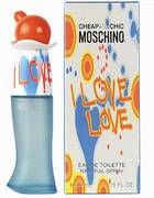 Moschino CHEAP&CHIP I LOVE LOVE (w)